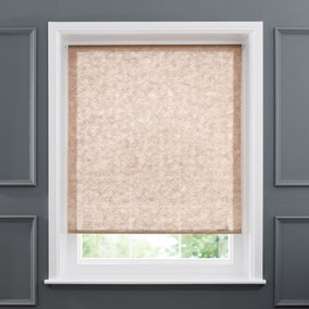 Gold Sheer Roller Blind