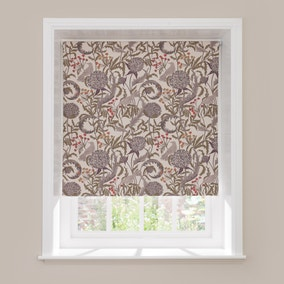 blackout blinds for baby room. Gorse Floral Blackout Roller Blind Blinds For Baby Room