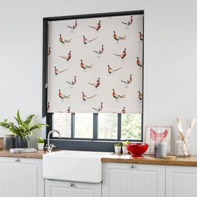 Pheasant Stain Resistant Roller Blind