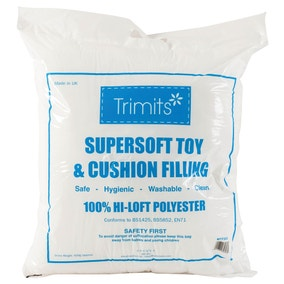 Supersoft Toy & Cushion Filling 500g