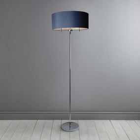 5A Fifth Avenue Edmonton Shallow Floor Lamp