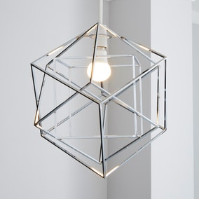 5A Fifth Avenue Chicago Dodecahedron Chrome