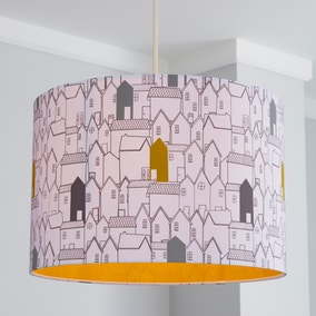 Elements House Print Shade