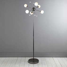 Elements Cobaki Sputnik Floor Lamp