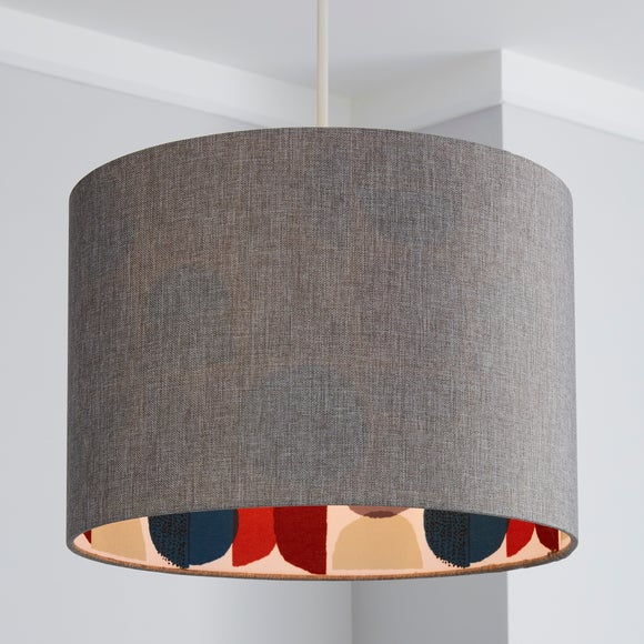 Elements Circle Light Shade | Dunelm