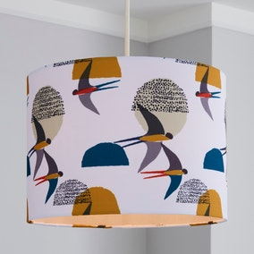 Elements Swallows Light Shade