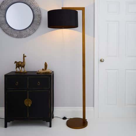 ballarat arc floor lamp - Arched Floor Lamp