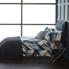 5A Fifth Avenue Brooklyn Blue Duvet Cover