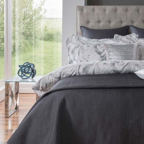 5A Fifth Avenue Grey Bryant Bedspread
