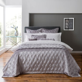 5A Fifth Avenue Chrysler Grey Bedspread