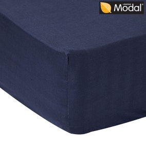 5A Fifth Avenue Modal Navy Fitted Sheet