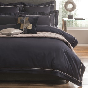5A Fifth Avenue Portland Navy Duvet Cover