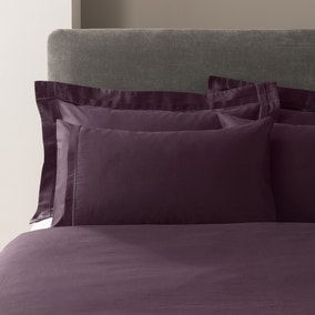 5A Fifth Avenue Portland Plum Housewife Pillowcase Pair