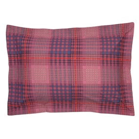 Declan Checked Oxford Pillowcase
