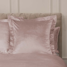 Dorma Camberly Blush Continental Pillowcase