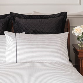 Dorma Carlton Cuffed Pillowcase Pair