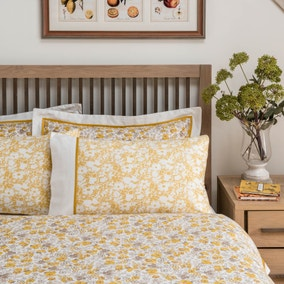 Dorma Hidcote Cuffed Pillowcase Pair