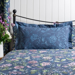 Elvedon Floral Oxford Pillowcase