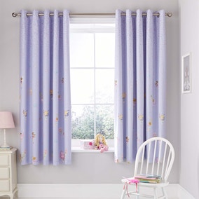 Fairy Castle Eyelet Blackout Curtains