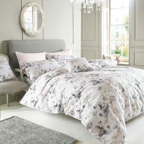 Holly Willoughby Jemima 100% Cotton Duvet Cover