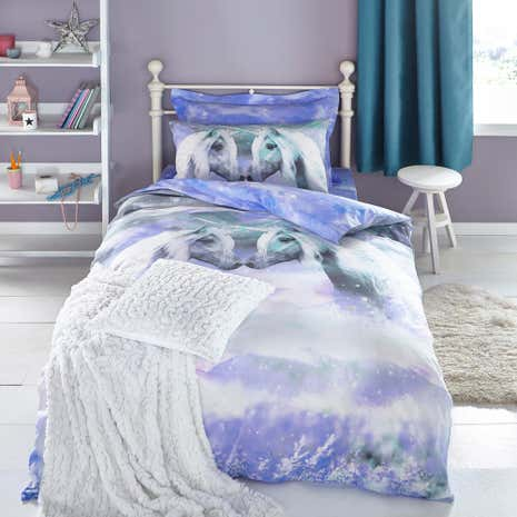 Magical Wonderland Duvet Cover and Pillowcase Set