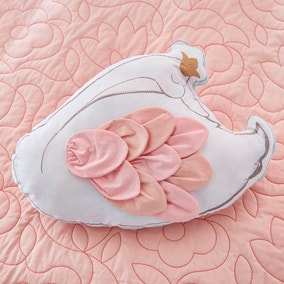Swan Princess Cushion
