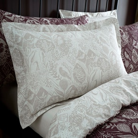 Willow Plum Oxford Pillowcase
