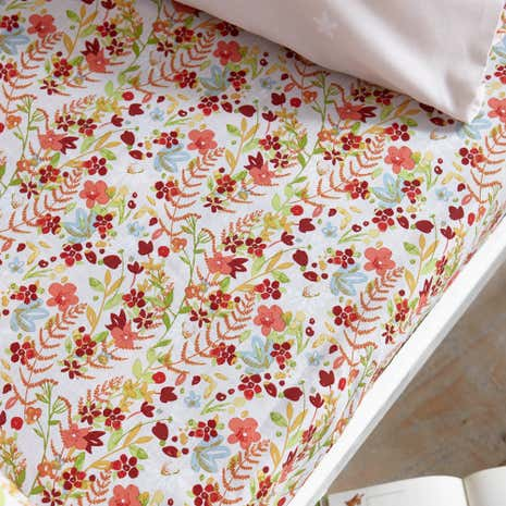 Woodland Fitted Sheet