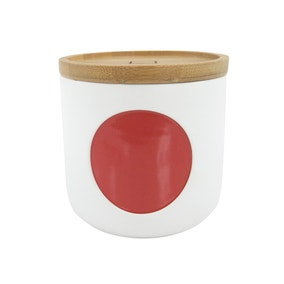Elements Small Red Canister