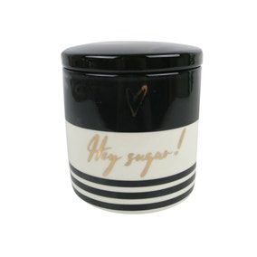 Glam Sugar Canister