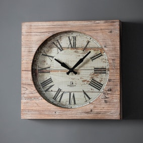 Clocks Kitchen Amp Wall Clocks Dunelm