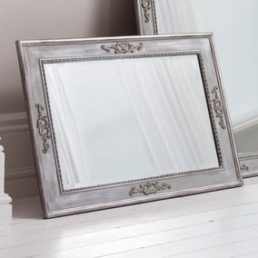 Ellesmere Grey 69x94cm Wall Mirror