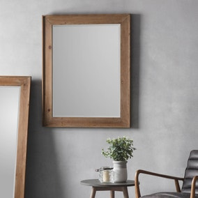 Morgan 100x80cm Wall Mirror