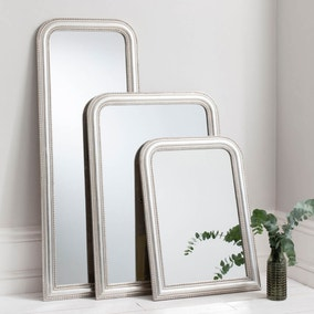 Worthington Silver 107x76cm Wall Mirror