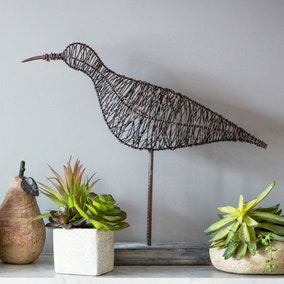Syd Wire Bird Ornament