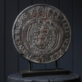 Trajan Coin Ornament