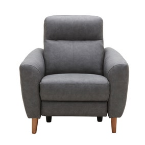 Darwen Charcoal Electric Recliner Armchair