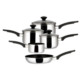 Prestige Everyday Stainless Steel 5 Piec