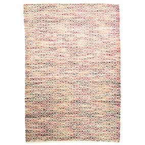 Multicoloured Tangier Rug