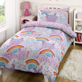 Lola the Unicorn Bed Set