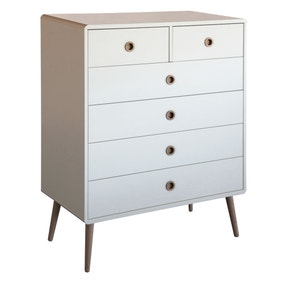 Soft Line 6 Drawer Chest