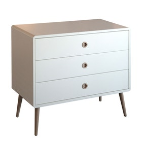Soft Line 3 Drawer Chest