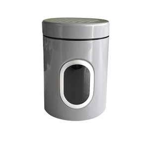 Elements Grey Canister