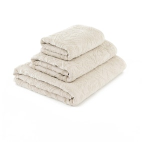 Dorma Biscotti Sculptured Towel