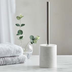 Dorma Marble Toilet Brush Holder