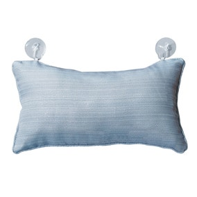 Silver Sparkle Bath Pillow