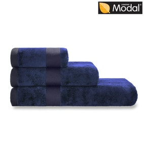 5A Fifth Avenue Modal Midnight Blue Towel