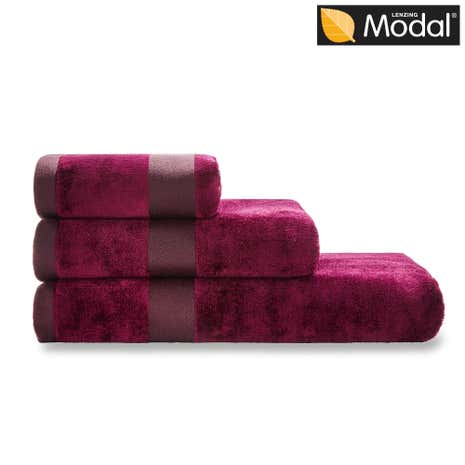 5A Fifth Avenue Modal Plum Towel