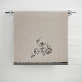 Dorma Harriet Biscotti Hand Towel