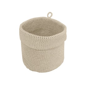 Natural Knitted Basket